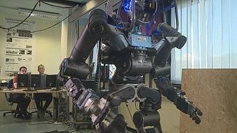 Walk-Man, le robot humanoïde secouriste | Une nouvelle civilisation de Robots | Scoop.it