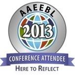 2013 AAEEBL Annual ePortfolio Conference: Here to Reflect | AAEEBL -- MOOCs, Badges & ePortfolios | Scoop.it