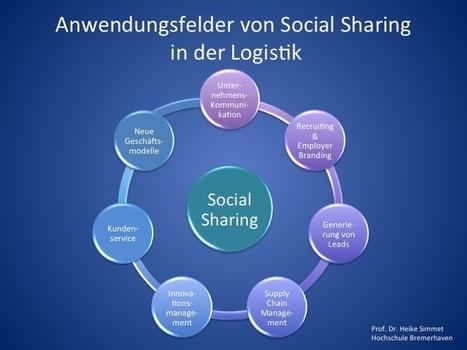 Social Sharing in der Logistik: Chancen der Vernetzung im Markt | Soziale Netzwerke in der Logistik | Scoop.it