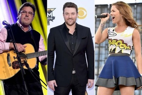 Chris Young Opens Up About Collaborations With Cassadee Pope, Vince Gill | Country Music Today | Scoop.it