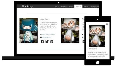 Bootstrap Themes | Web Development | Scoop.it
