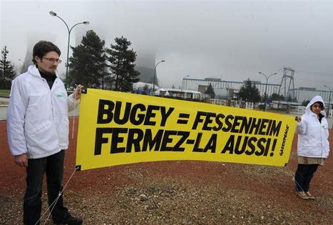 Greenpeace : Fermez-les !! | Le Côté Obscur du Nucléaire Français | Scoop.it