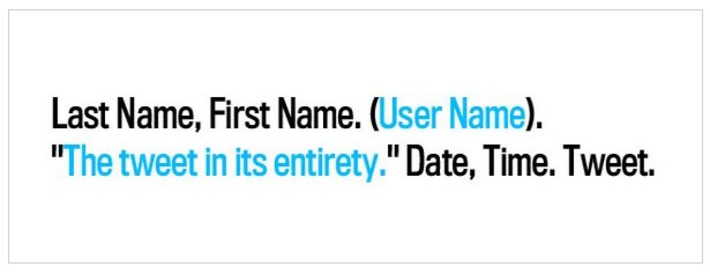 Hoe citeer je een 'tweet' (= berichtje op Twitter)? | Edu-Curator | Scoop.it