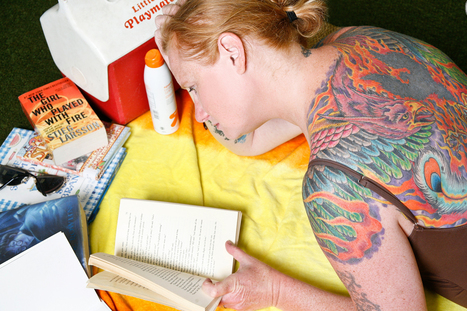 THE TATTOOED LIBRARIAN STEREOTYPE | Breaking Stereotypes | Scoop.it