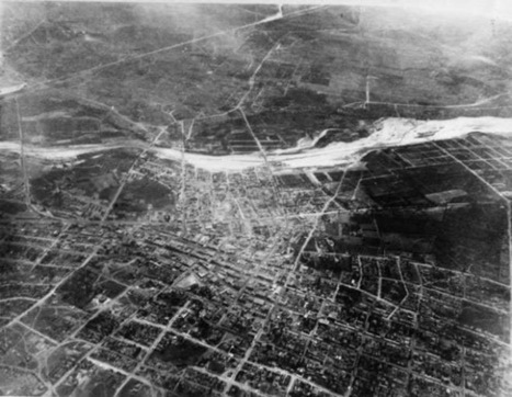 Keith Harris History » The Oldest Known Aerial Photograph of Los Angeles | World History | Scoop.it