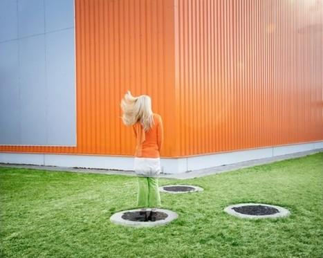 Bence Bakonyi se fond dans le décor – Lense.fr | Art contemporain Photo Design | Scoop.it