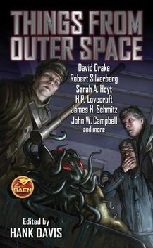 Black Gate » Articles » New Treasures: Things From Outer Space, edited by Hank Davis | Journeys of the Sorcerer | Scoop.it