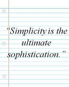 Why Simple Solves Everything | Le coaching professionnel par Soizic Merdrignac | Scoop.it