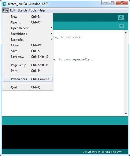 Setting up the Arduino IDE to program ESP8266 | Raspberry Pi | Scoop.it