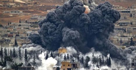 """Pioggia di razzi: scovata la base jihadista """"È lì, sottolo stadio di Raqqa, attacchiamo""""   La Grande Guerra (la III^)   Scoop.it"""