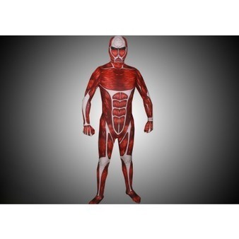 Flesh Muscle Man Lycra Multi-Color Zentai Suit | Cosplay Costumes | Scoop.it