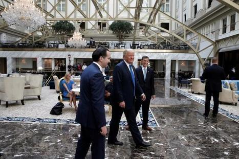 Separation anxiety: Trump's management style poses challenges in Oval Office@offshore stockbroker | Offshore Stock Broker | Scoop.it