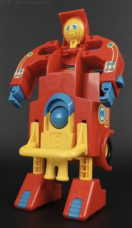 This Transformers toy has balls. That is all. | Animation News | Scoop.it