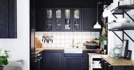 Aménager sa cuisine : nos idées déco | Décoration | Scoop.it