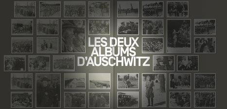 Les deux albums d'Auschwitz | Webdocumentaires en milieu scolaire | Scoop.it