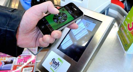 Portefeuille virtuel mobile: l'achat de billets SNCB avec un smartphone - RTBF Medias | la NFC, ça vous gagne | Scoop.it