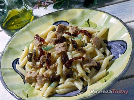 Giornata al mare: pasta fredda mediterranea | Mangiare diverso | Scoop.it