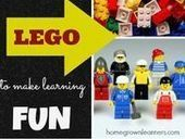 Homegrown Learners | Lego Activities | Digital Learning, Technology, Education | Scoop.it