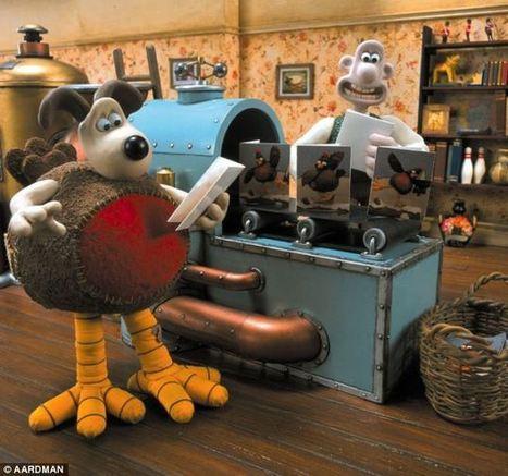 Pancake-omatic, l'automate inspiré par Wallace & Gromit -   Food, Drink & Geek   Scoop.it