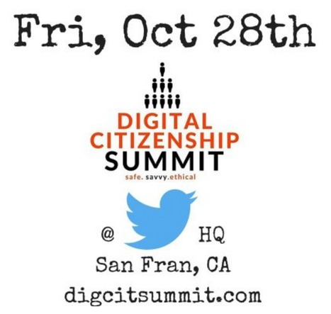 Digital Citizenship Summit #digcitsummit | Santa Clara County Events and Resources to Support Youth Development | Scoop.it