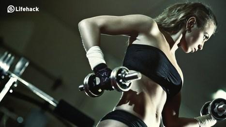 6 Reasons Women Should Lift Weights | Health & Digital Tech Magazine - 2016 | Scoop.it
