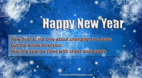 New Year Quotes   Happy New Year Quotes 2017   Entertainment   Scoop.it