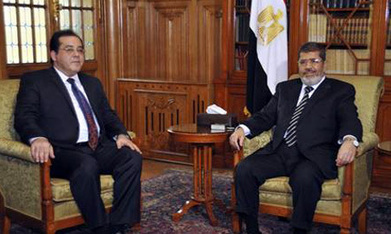 Ayman Nour 'ready to head the government if Morsi asks' | Égypt-actus | Scoop.it