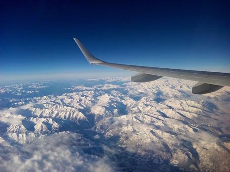 Flyover Country : l'application pour savoir ce que l'on survole en avion | Médias sociaux et tourisme | Scoop.it