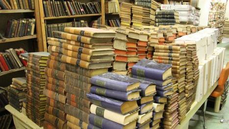 Archives à Lannion. Des siècles de papiers en cours de classement | Nos Racines | Scoop.it