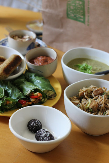 Cocina Verde – Gourmet Vegan Food Delivered to Your Door | Comida natural, la vuelta al origen | Scoop.it