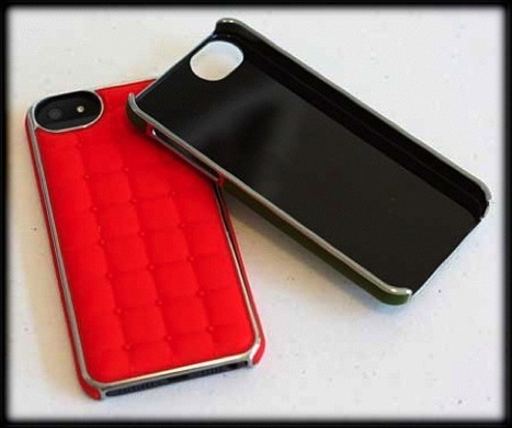 Adopted Cushion Wrap Case for iPhone 5.. review | something about the life | Scoop.it