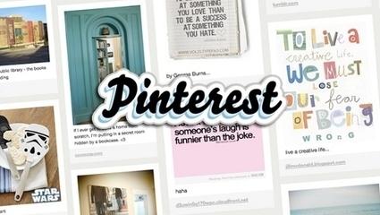 Gli utenti di Pinterest spendono di più - oneWeb20 | Social-Network-Stories | Scoop.it