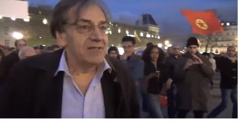 Alain Finkielkraut expulsé dela Nuitdebout: lesfaits | Archivance - Miscellanées | Scoop.it