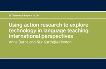 Using action research to explore technology in language teaching: international perspectives: Burns & Kurtoglu-Hooton, 2016 | TELT | Scoop.it
