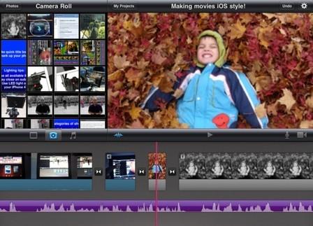 How to make movies using iPhone 4 and iPad2 with iMovie | Sync™ Blog | It-pedagogik och mobilt lärande | Scoop.it