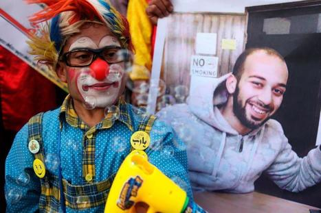Why This Palestinian Clown is Being Jailed Without Trial | Upsetment | Scoop.it