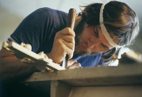 Artisanat russe: Sculpture sur bois | L'Etablisienne, un atelier pour créer, fabriquer, rénover, personnaliser... | Scoop.it