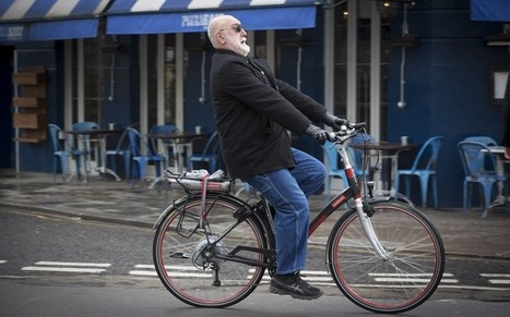 Alexei Sayle: Why electric bicycles get me buzzing - Telegraph.co.uk | Gear for Cyclists | Scoop.it
