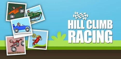 Hill Climb Racing - Android Apps on Google Play | Android Apps | Scoop.it