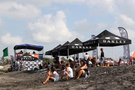 IndoSurfLife.com - A History of Surfing Success: the Oakley Pro | Surfing Magazine | Scoop.it