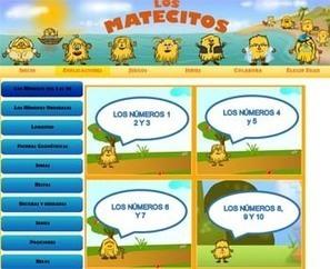 Bienvenidos a Matecitos, ¡la isla de las matemáticas! - Educación 3.0   Biblioteca TIC Castroverde   Scoop.it
