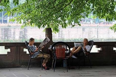 A time for cha: traditional Chinese tea in Chengdu - Lonely Planet | Food | Scoop.it