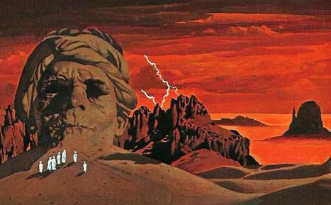 Course: Frank Herbert's Dune   Pop Culture in Education   Scoop.it