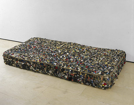 Jim Lambie: Bed-Head | Art Installations, Sculpture, Contemporary Art | Scoop.it