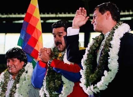 La América Latina soberana junto a Evo - Diario Granma | Atentado a Evo Morales por España, Francia, Portugal e Italia | Scoop.it
