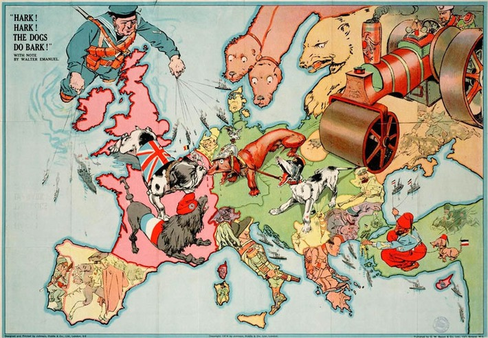 Marvelous Maps and Curious Cartography, Part Three   Antiques & Vintage Collectibles   Scoop.it