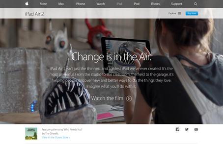 10 Trends Sure To Change Web Design in 2015 | Design Revolution | Scoop.it