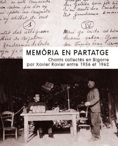 Un CD « Memòria en partatge » édité en partenariat avec le Parc national des Pyrénées | Vallée d'Aure - Pyrénées | Scoop.it
