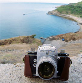 Assistive Technology Blog: Bruce Hall: Legally Blind Photographer Who Takes Photos To See | Edtech PK-12 | Scoop.it