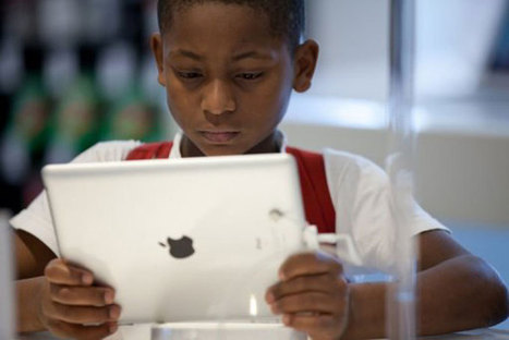 Tablets top parents' holiday lists, says PBS | Transmedia and Tech Junior | Scoop.it